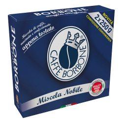 Borbone-BLU-Miscela-Nobile-cafea-macinata-250