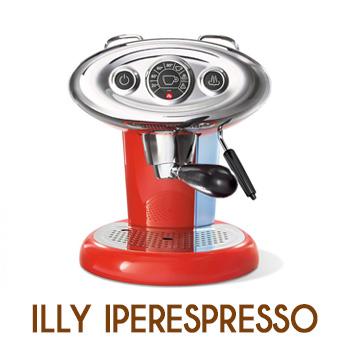 Espressor Illy Iperespresso