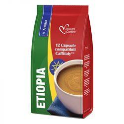 Italian Coffee Etiopia Caffitaly Cafissimo