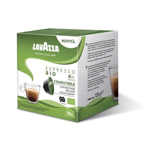 Lavazza Espresso Bio Dolce Gusto
