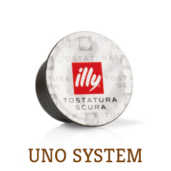 Capsule Illy Uno System