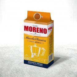 Moreno Miscela CLASSICA - cafea macinata 250g