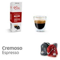 Italian Coffee Espresso Cremoso