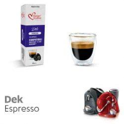 Italian Coffee Espresso Dek