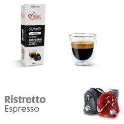 Italian Coffee Espresso Ristretto Cafissimo