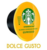 Dolce Gusto Starbucks