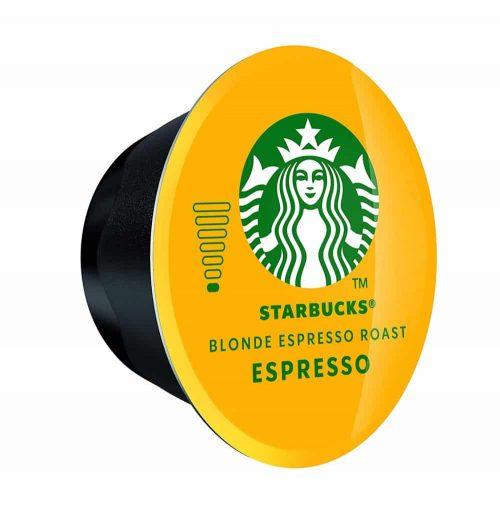 Starbucks Dolce Gusto Blonde Espresso Roast