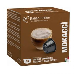 Italian Coffee Mokacci Dolce Gusto