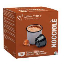 Italian Coffee Nocciole Dolce Gusto