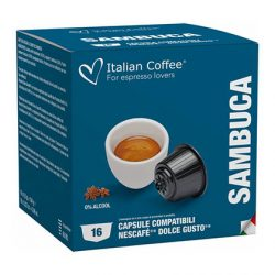 Italian Coffee Sambuca Dolce Gusto