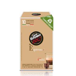 Vergnano Cortado Espresso Macchiato