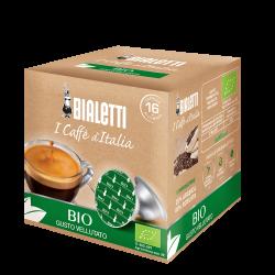 Bialetti Caffe BIO - 16 Capsule