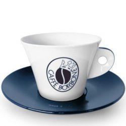 Ceasca-ceramica-cu-farfurie-Caffe-Borbone-GIGANTICA