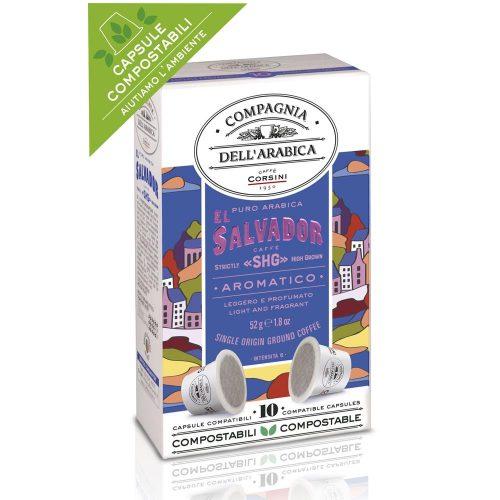 Corsini El Salvador SGH Nespresso