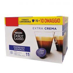 Nescafe Dolce Gusto Espresso Ardenza 80 Capsule