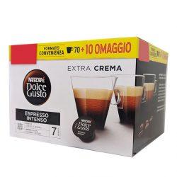 Nescafe Dolce Gusto Espresso Intenso 80 Capsule