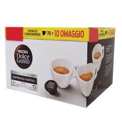 Nescafe Dolce Gusto Espresso Napoli 80 Capsule