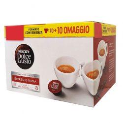 Nescafe Dolce Gusto Espresso Roma 80 Capsule