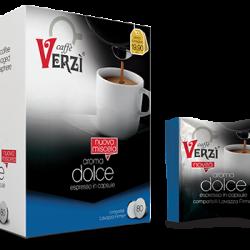 CaffeVerzi Lavazza Firma