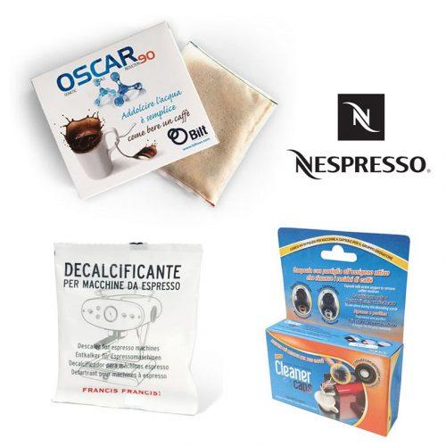 set decalcifiere curatare nespresso