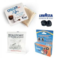 set decalcifiere lavazza espresso point