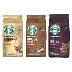 Cafea Macinata Starbucks