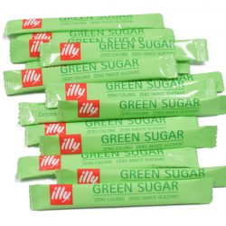 Illy Green Sugar Zahar Stevie