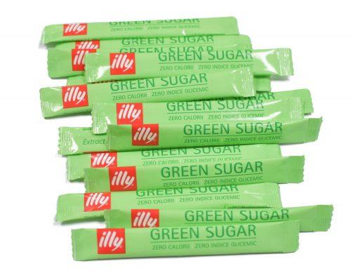 Illy Green Sugar Zahar Stevie