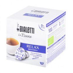 Bialetti Tisana Relax - Ceai BIO - 12 Capsule