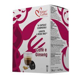 Italian Coffee Caffe e Ginseng