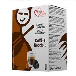 Italian Coffee Caffe e Nocciola