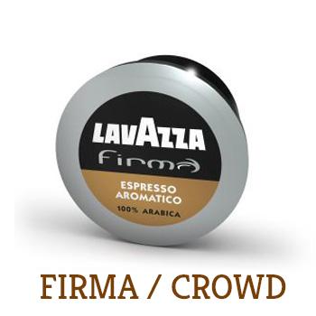 Lavazza Firma - CrowdCoffee
