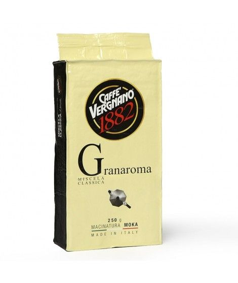 Vergnano Gran Aroma - cafea macinata 250g