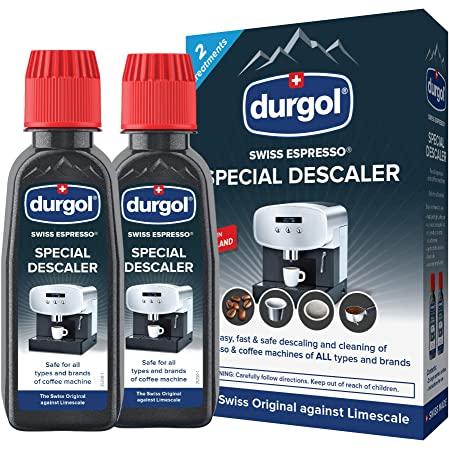 Durgol Swiss - Solutie decalcifiere espressor (Anticalcar)