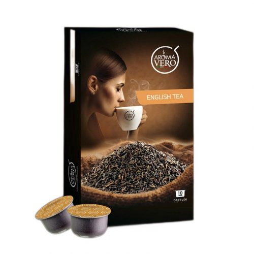 Capsule Aroma Vero English Tea Ceai